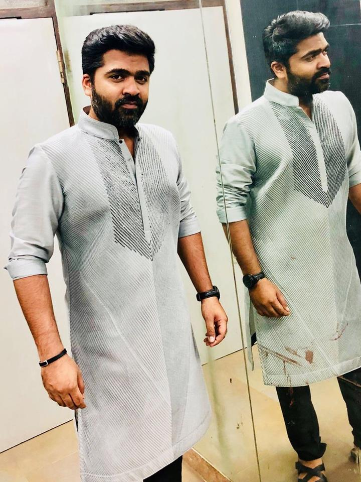 Simbu Exclusive Photos.
