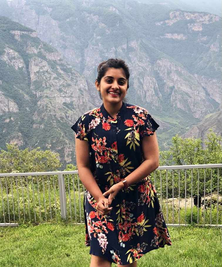 Nivetha Thomas Latest Stills.