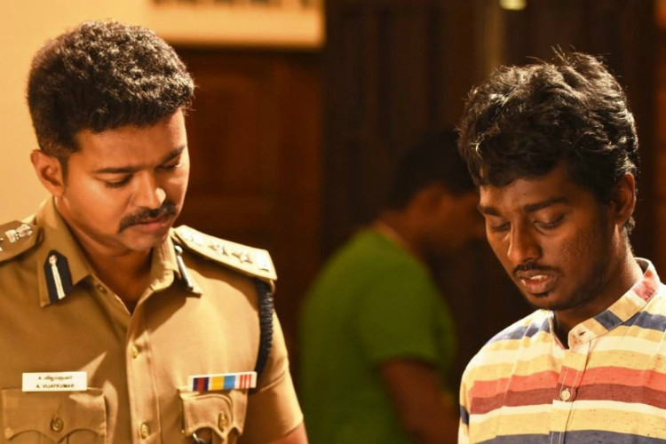 THALAPATHY 63 WILL BE DIRECTED BY ATLEE?