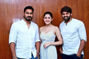 Celebs at Ghajinikanth Movie Press Meet Photos.
