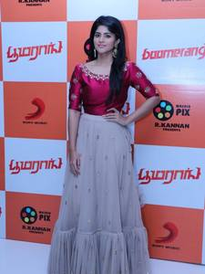 Boomerang Audio Launch Stills