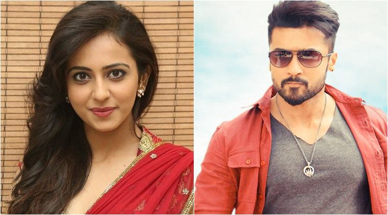 Rakul Preet Singh joins Suriya's NGK sets soon