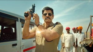 Vikram's Saamy Square hits screen next month