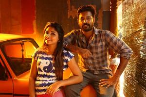 Devayani re-entry in big screen with Attakathi Dinesh