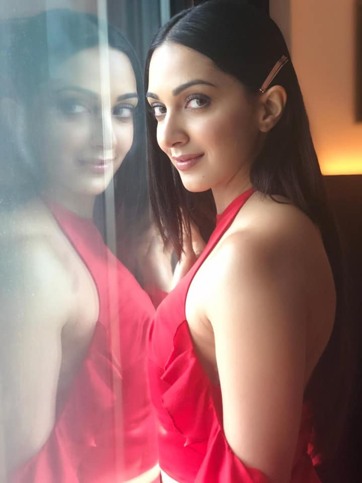 Sizzling Kiara Advani Recent Images.
