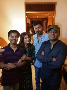 Exclusive Sarkar Celebration Pictures.