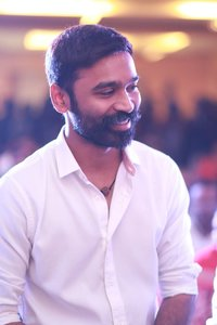 Dhanush Stunning Pics From Maari 2 Press Meet.