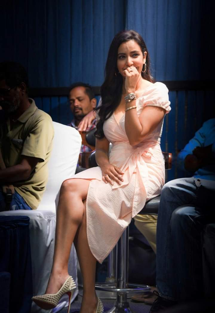 Dazzling Images of Priya Anand From 'LKG'