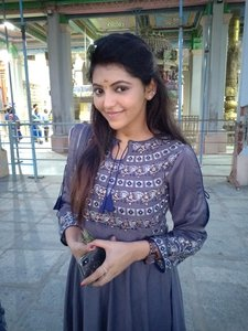 Recent Images Of Athulya Ravi.