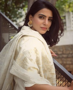 Samantha Akkineni Beautiful Stills.