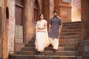 Kalank Exclusive Images.