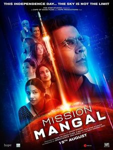 Mission Mangal Official Photos
