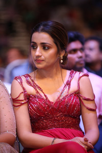 Georges Images of Trisha Krishnan.