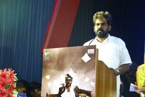 Padaipaalan Audio Launch Stills.