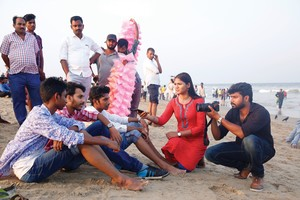 Marina Puratchi Movie Stills.