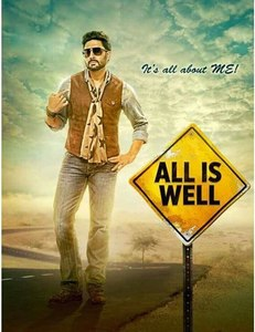 All Is Well Hindi Movie First Looks | Abhishek Bachchan
