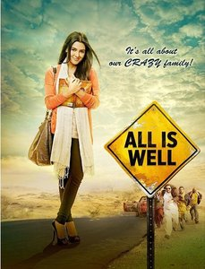 All Is Well Hindi Movie First Looks | Asin