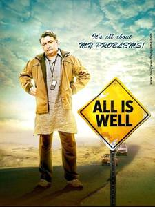 All Is Well Hindi Movie First Looks | Rishi Kapoor