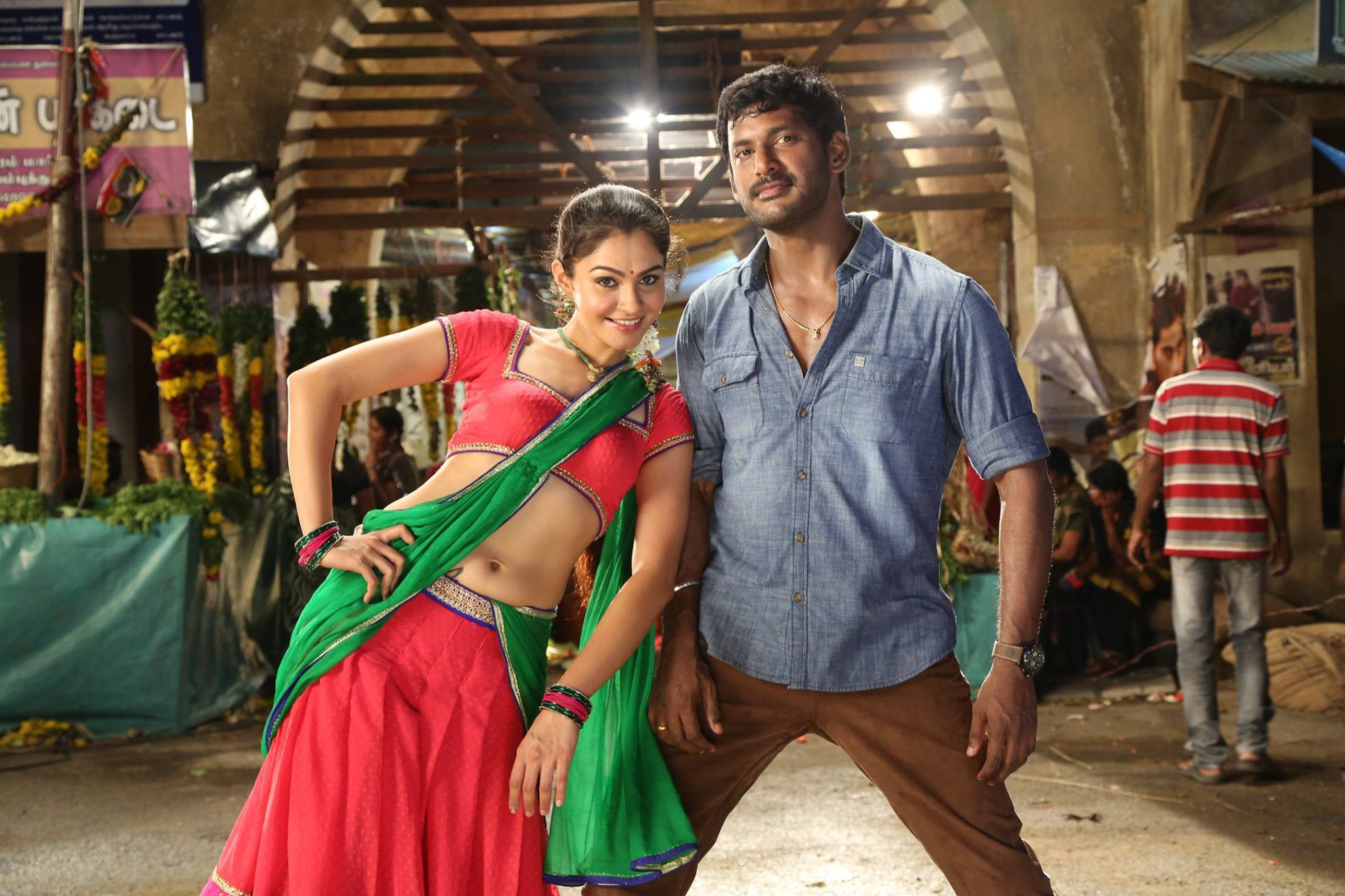 Poojai Tamil Movie Stills Poojai Tamil Movie