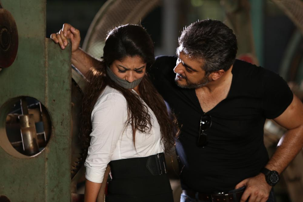Arrambam Tamil Movie Photos, Stills Ajith In Aarambam Poster