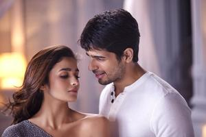 Sidharth Malhotra and Alia Bhatt in a Bolna song still from Kapoor & Sons