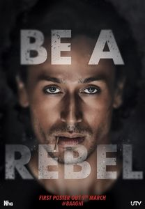 Tiger Shroff in Baaghi - First Look